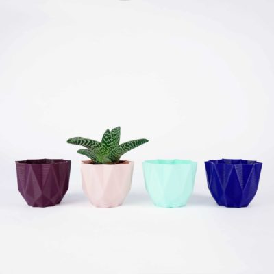 4 cache pots